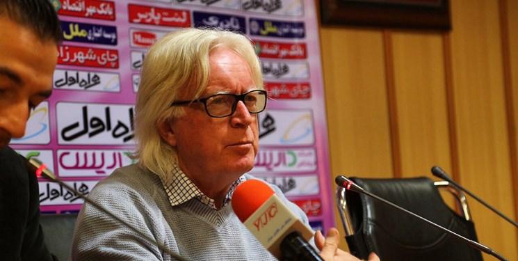 شفر:سازمان لیگ با این برنامه کمکی به نمایندگان ایران در آسیا نمی کند/ من این برنامه را ندیده بودم