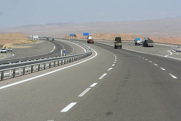 ۲۲ کیلومتر از بزرگراه تبریز- اهر تا عید نوروز مورد بهره برداری قرار می گیرد