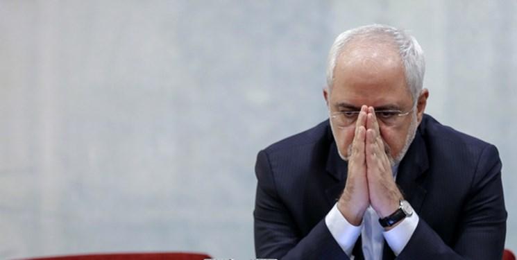 ظریف استعفا کرد