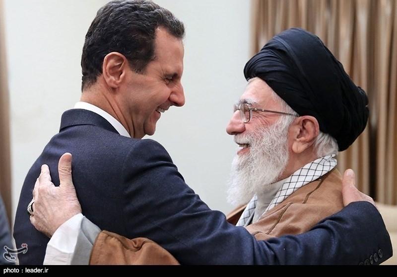 سید حسن نصرالله: از دیدن تصاویر حضرت آقا و بشار اسد اشک ریختم