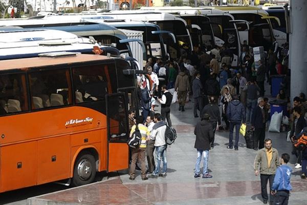 افزایش 20 درصدی قیمت اتوبوس از 25 اسفند