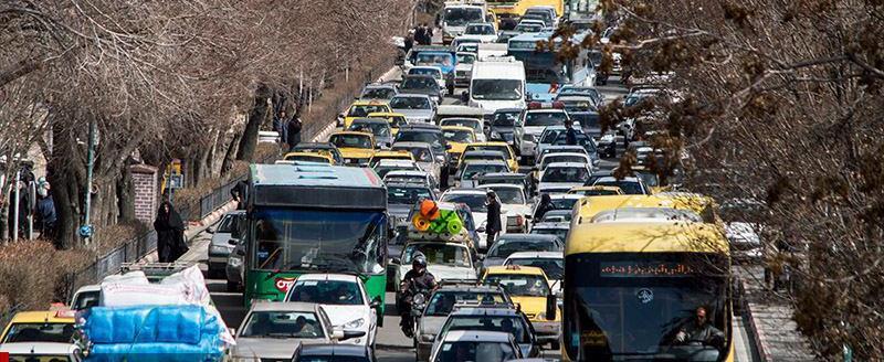 طرح زوج و فرد خودروها از ۱۵ اسفند در تبریز اجرا میشود