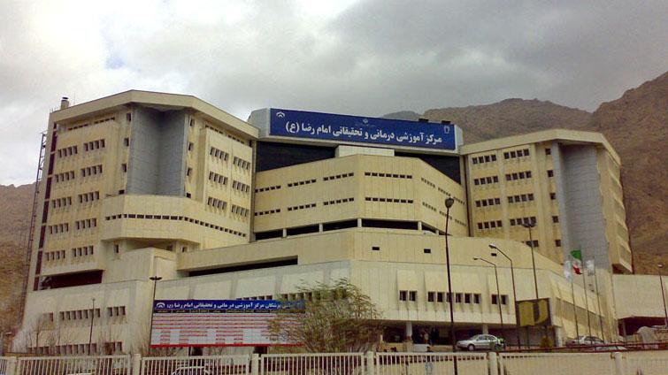 125 مورد پیوند عضو در بیمارستان امام رضا(ع) تبریز