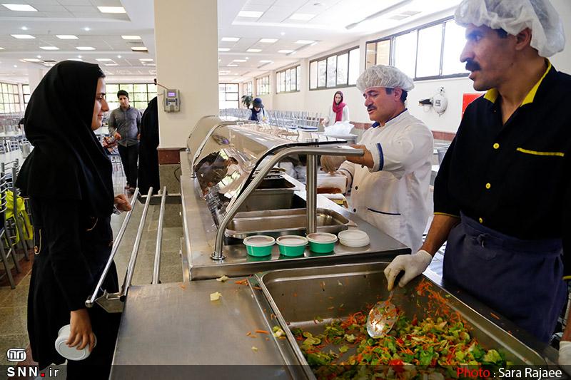 غذا و اجاره بهای خوابگاه های دانشجویی گران نمی شود