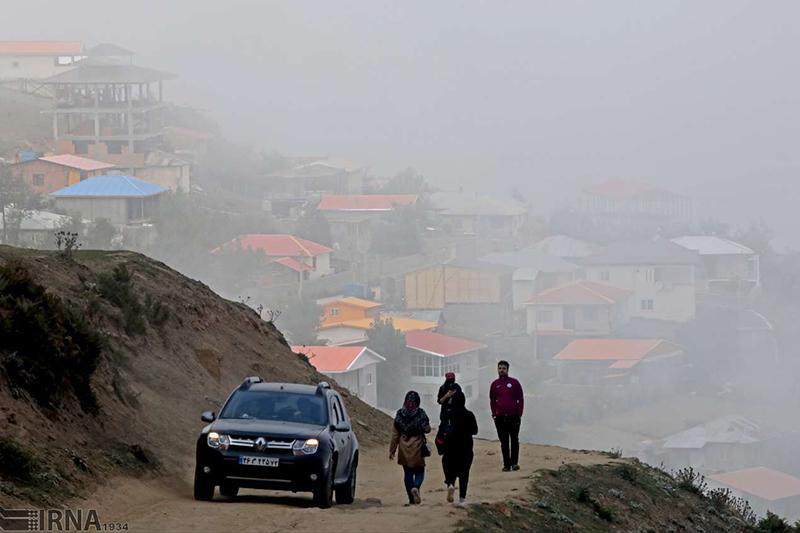 روستاهای مازندران نقطه کانونی گردشگری نوروزی