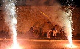 اطلاعیه نیروی انتظامی آذربایجان شرقی به تهیه و توزیع کنندگان مواد محترقه