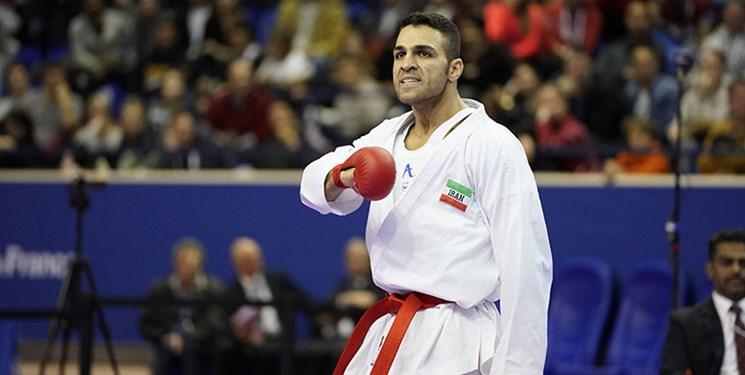 پورشیب: کاراته سال آینده یک ماراتن سخت را پیش رو دارد/ برای نام ایران میجنگیم