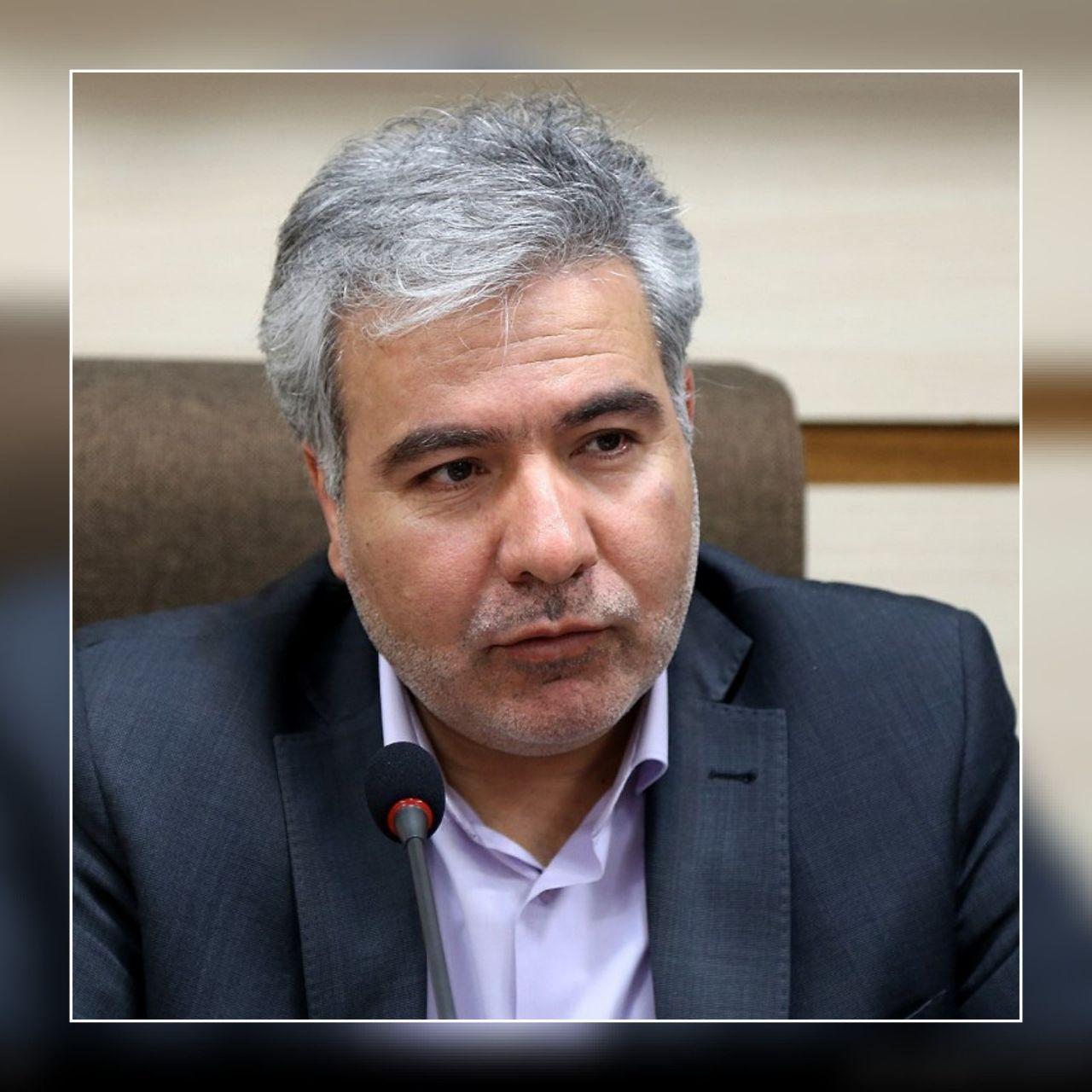 سرپرست فرمانداری تبریز منصوب شد