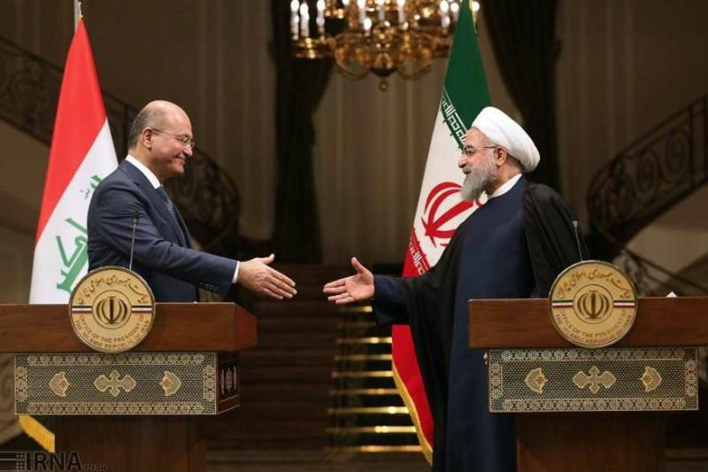 برادری ایران در حق عراق در یادها باقی می ماند
