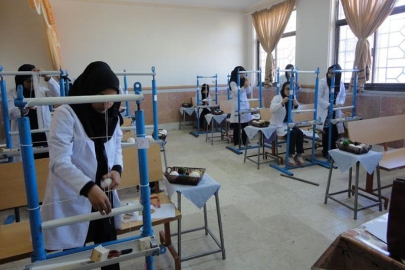 المپیاد ملی فرش در تبریز آغاز شد