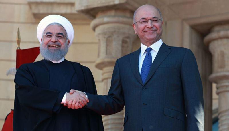 هماوردی تهران با واشنگتن از دریچه همسایگان