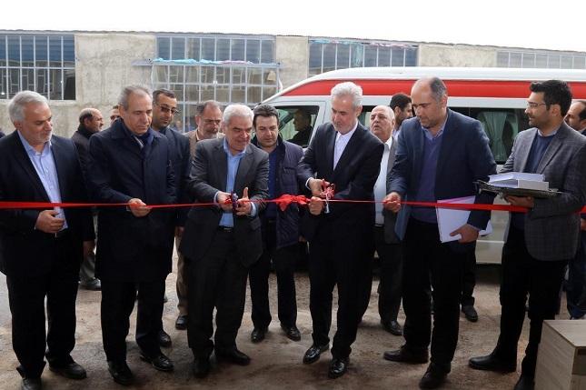 4 واحد تولیدی و صنعتی در شهرکهای صنعتی آذربایجان شرقی به بهرهبرداری رسید
