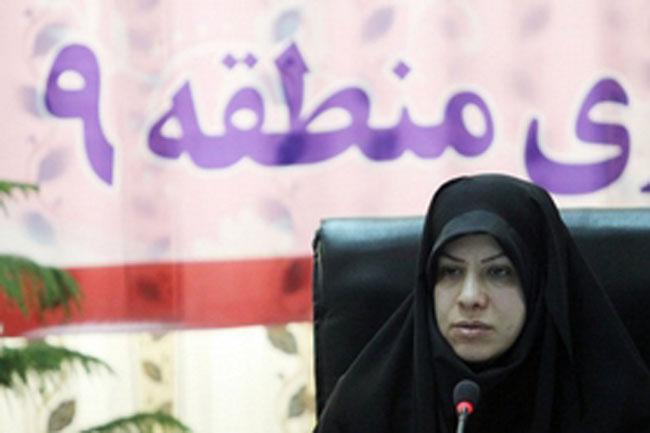 شهرداری بستان آباد به یک زن سپرده شد