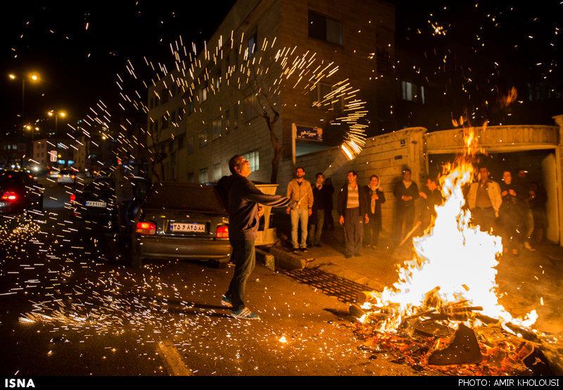 کاهش ۲۳درصدی مصدومان چهارشنبه آخر سال آذربایجان شرقی