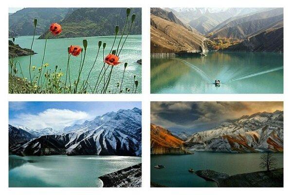 بازدید نوروزی از ۴ سد آذربایجان غربی ممنوع شد