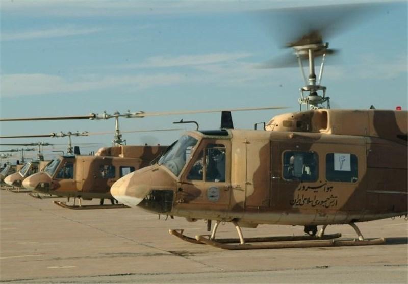 بی سابقهترین ماموریتهای هوانیروز در امدادرسانی به مردم سیلزده لرستان