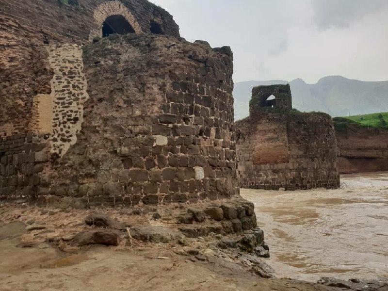 خسارت 300 میلیارد تومانی سیل به بناهای تاریخی کشور