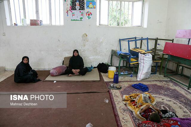 آخرین وضعیت مدارس مناطق سیلزده و بازگشایی آنها