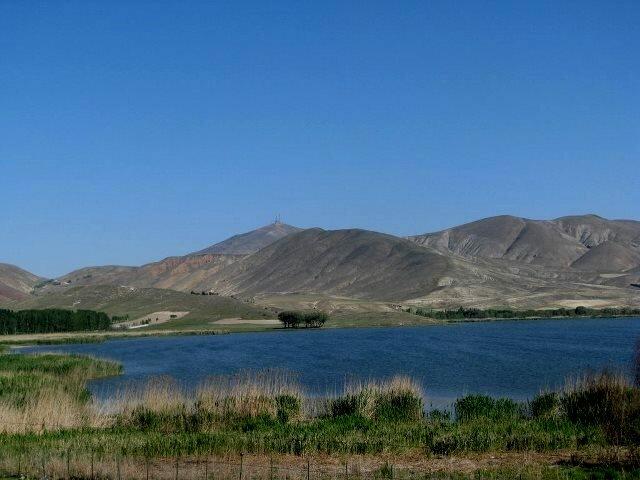سطح آب تالاب بین المللی قوریگل34سانتی متر افزایش یافت