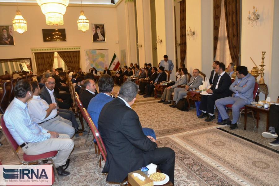 بخش خصوصی می تواند در عراق سرمایه گذاری کند