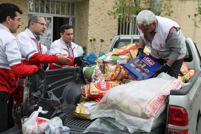 ارسال کمکهای 120میلیارد ریالی آذربایجان شرقی به مناطق سیل زده
