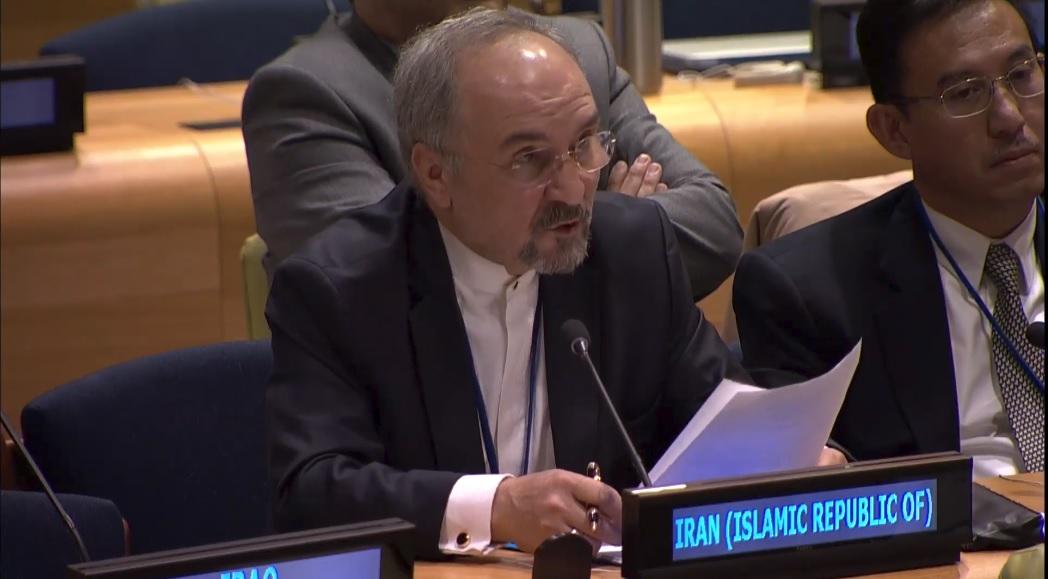 ایران جامعه بین المللی را علیه تحریم های یکجانبه فراخواند