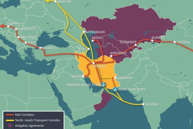 شاهراه خلیج فارس-دریای سیاه؛ هدف سفر وزیر راه به بلغارستان