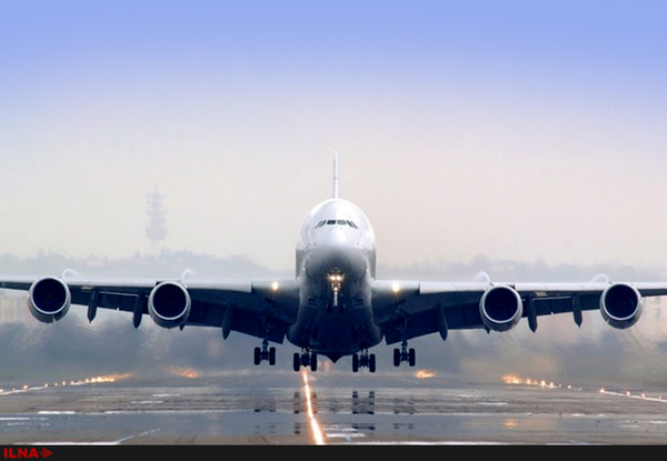 فرود اضطراری هواپیمای روسی در مهرآباد