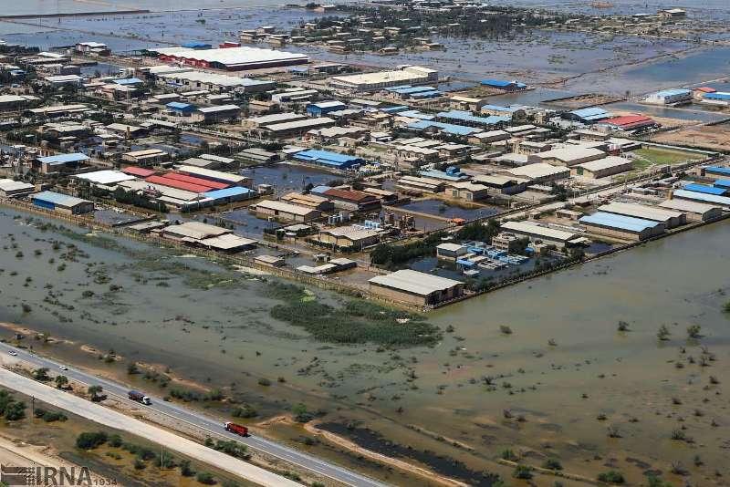 235 شهر و 4304 روستا تحت تاثیر سیل قرار گرفتند