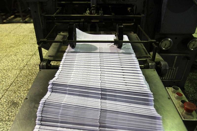 عملیات نجات برای مطبوعات کاغذی