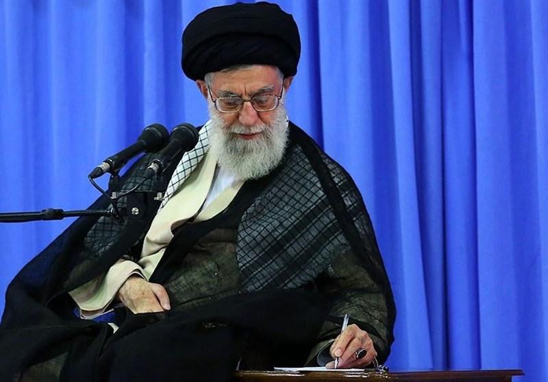 امام خامنهای قهرمانی تیم کشتی آزاد در مسابقات آسیا را تبریک گفتند