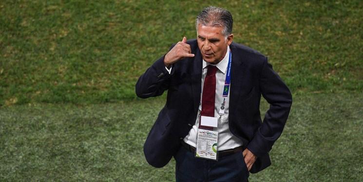 فقط پول جام ملتهای آسیا به کی روش مانده است