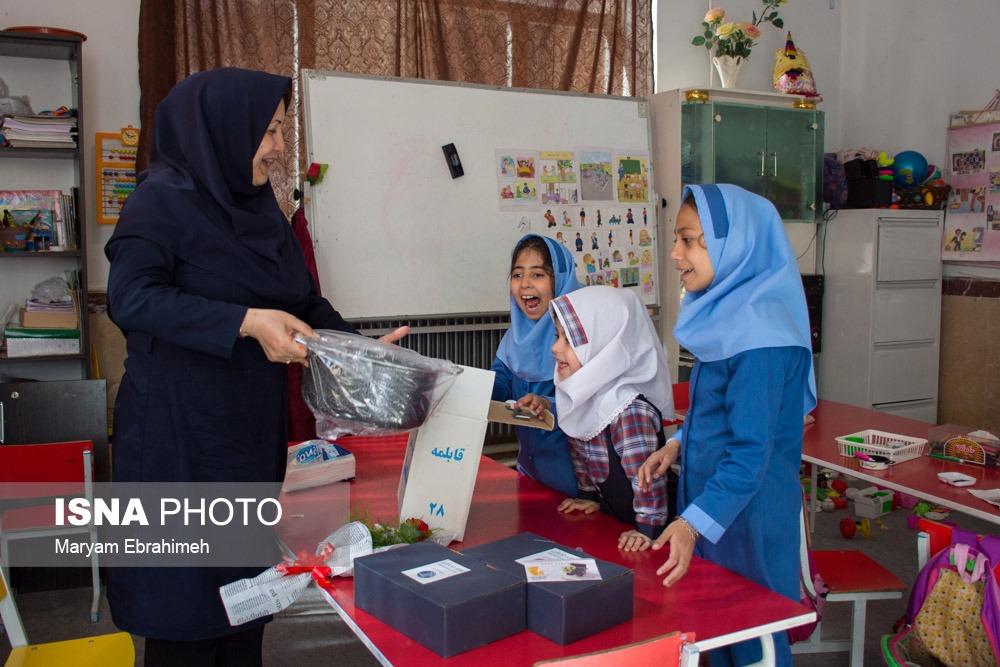 زنگ درد و دل معلمان مدرسه استثنایی باغچهبان تبریز