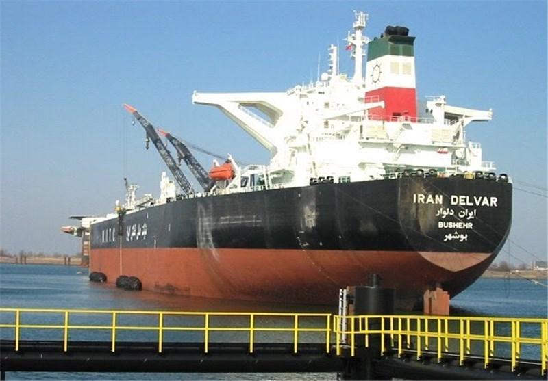 تمامی خدمه نفتکش ایرانی سالم هستند