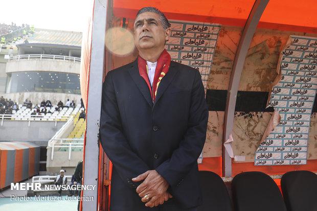آرزویم کار در تیم ملی ایران است