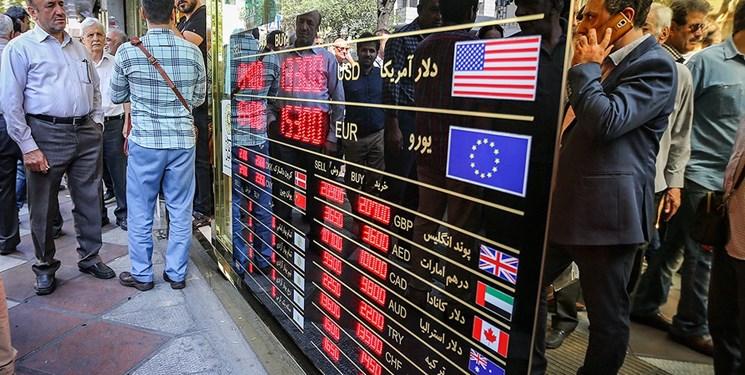 تغییر جهت بازار کمعمق ارز نقدی با تکانههای کوچک