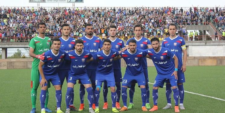 باشگاه داماش گیلان در فکر کنارهگیری از فینال جام حذفی