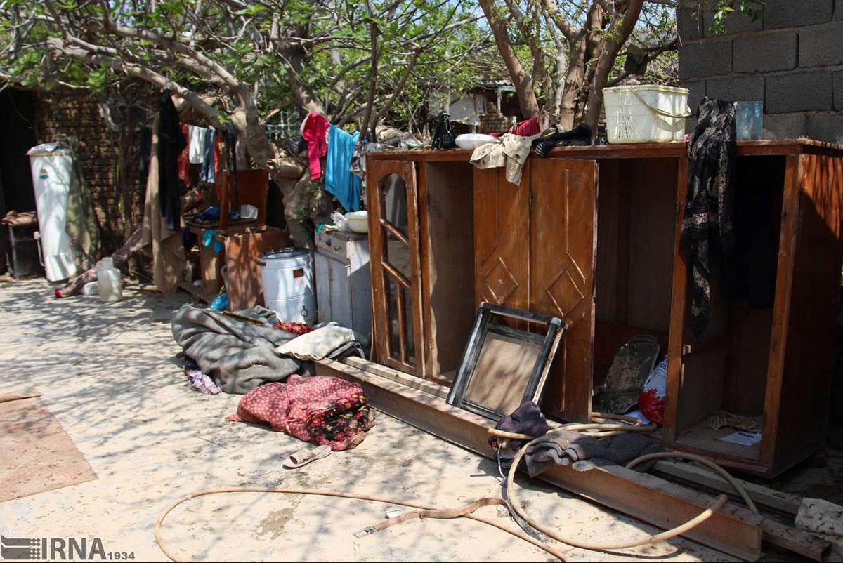 پرداخت کمک های بلاعوض دولت به سیل زدگان گنبدی آغاز شد
