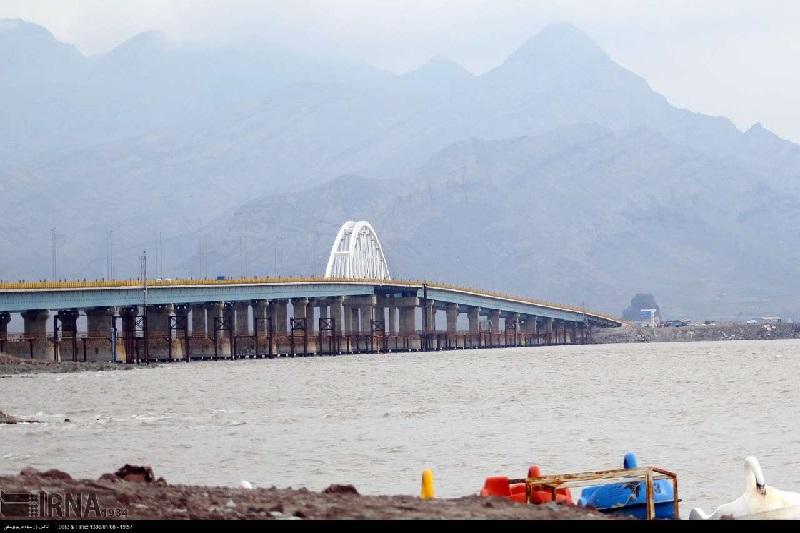 تراز دریاچه ارومیه 1.08 متر افزایش یافت