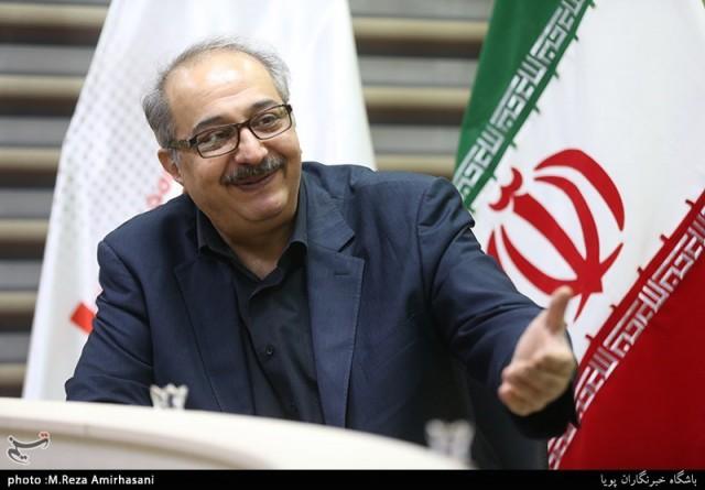 شعرخوانی مرحوم اصغر فردی در محضر رهبر انقلاب