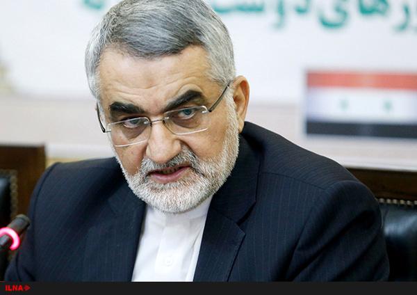 میخواهند افکار عمومی منطقه را علیه ایران بشورانند