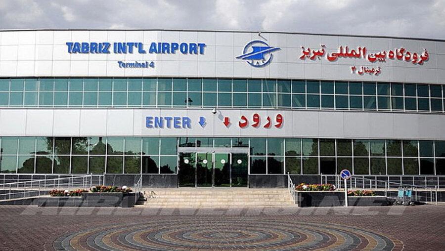 پیشرفت ۸۰ درصدی پروژه توسعه ترمینال فرودگاه تبریز