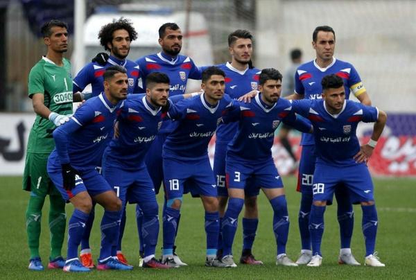 داماش در فینال جام حذفی شرکت نمی کند!