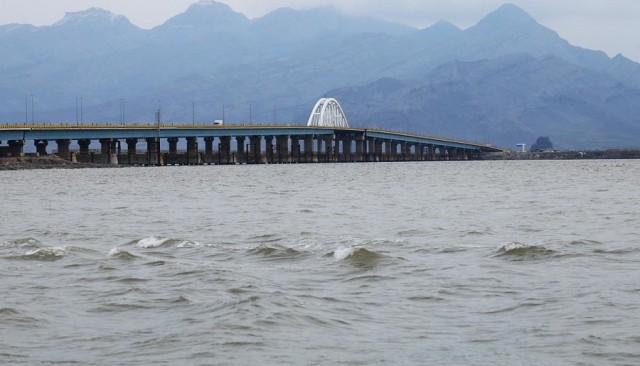 تراز فعلی دریاچه ارومیه، 2 متر کمتر از تراز اکولوژیک