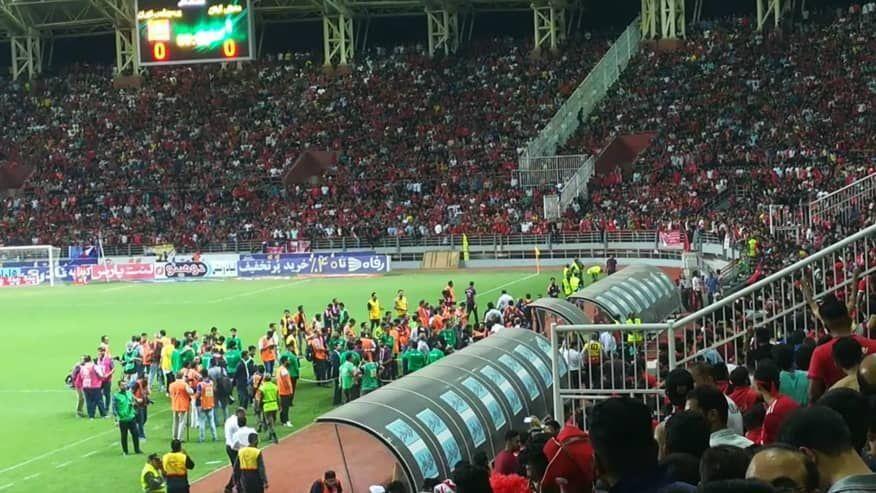 سیرکی به نام «فینال جام حذفی»