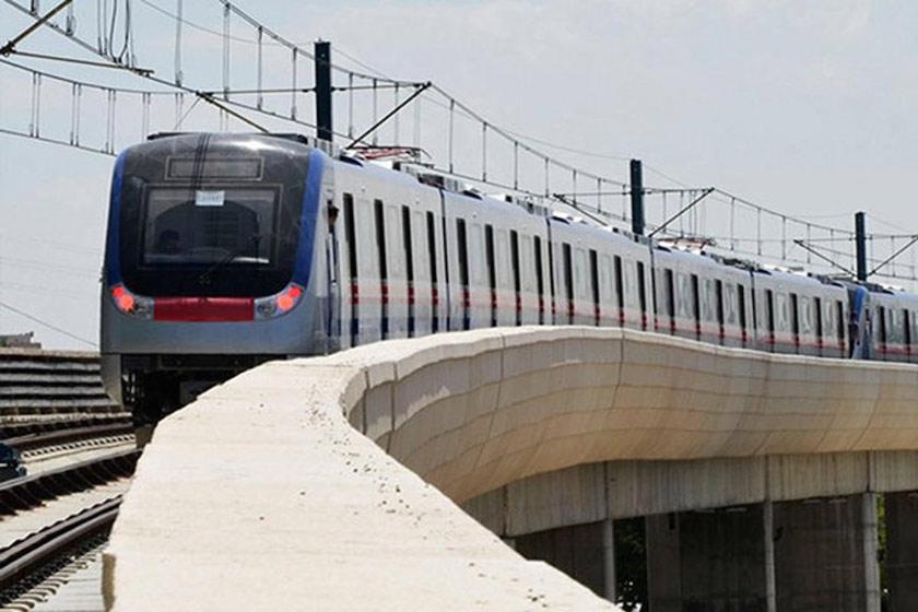 احتمال توقف پروژه خط یک قطار شهری تبریز