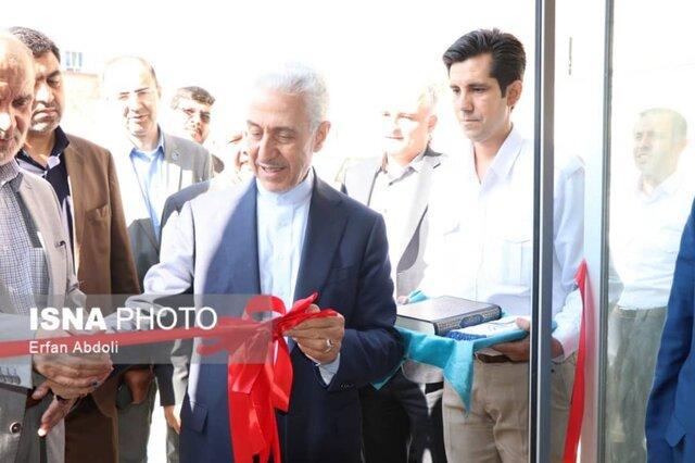 افتتاح نمایشگاه آثار دانشجویان دانشگاه هنرهای اسلامی تبریز با حضور وزیر علوم