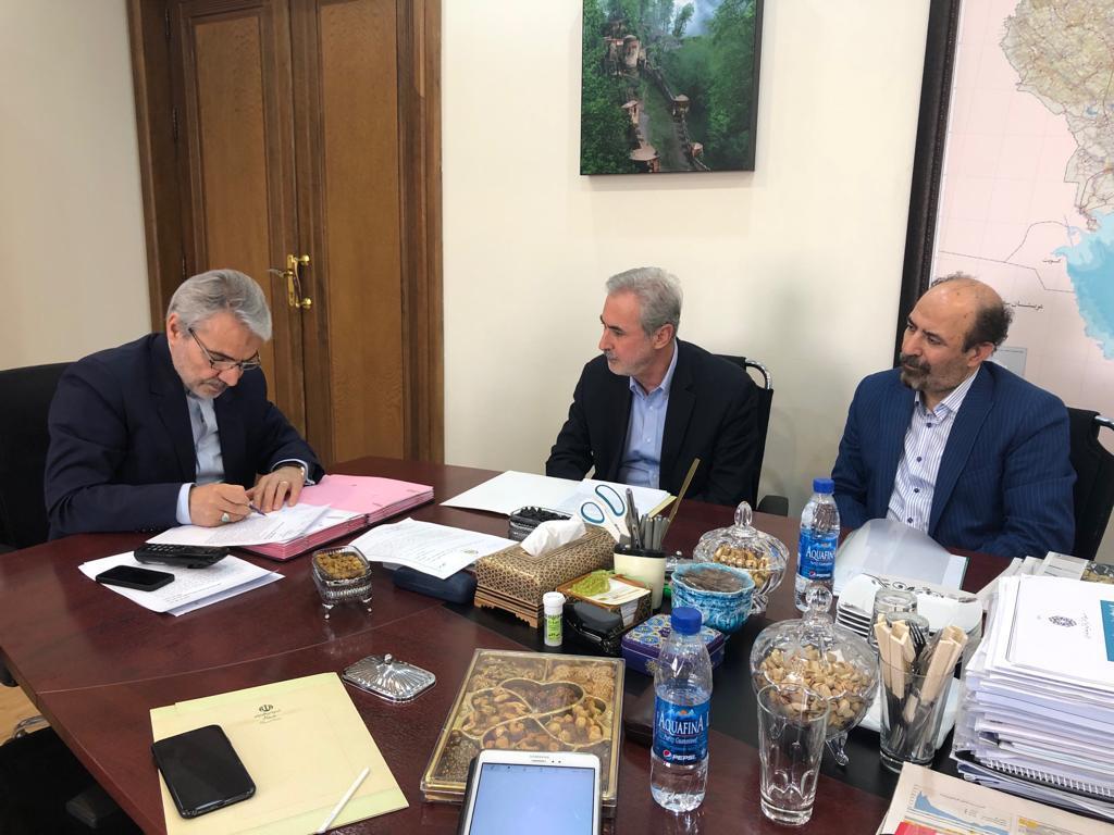 دستور تامین بخشی از اعتبارات عمرانی استان صادر شد