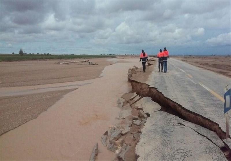 سیلاب اخیر حدود ۵۵هزار میلیارد تومان به کشور خسارت وارد کرد