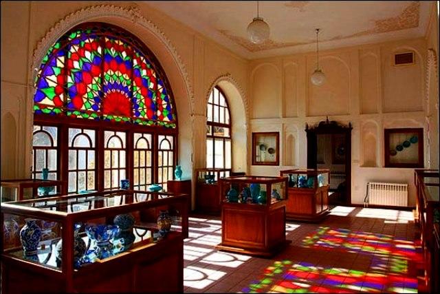 موزه سفال تبریز، نمونه موفق فعالیتهای غیر دولتی و گروهی بانوان است